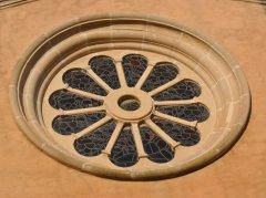 Rosetó de l'església de Llorenç